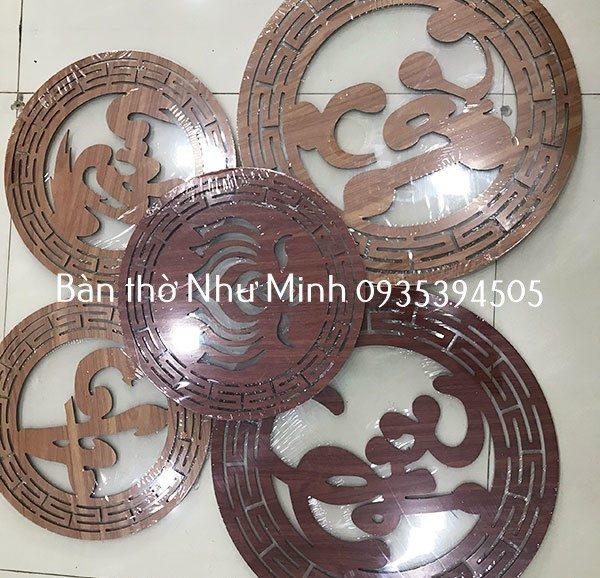 Bàn thờ treo tường giá rẻ tại Đà Nẵng.