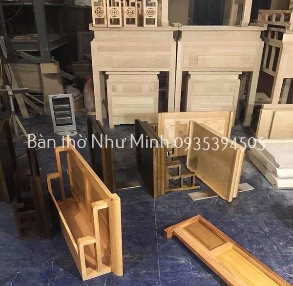 Bán bàn thờ treo tường tại Huế