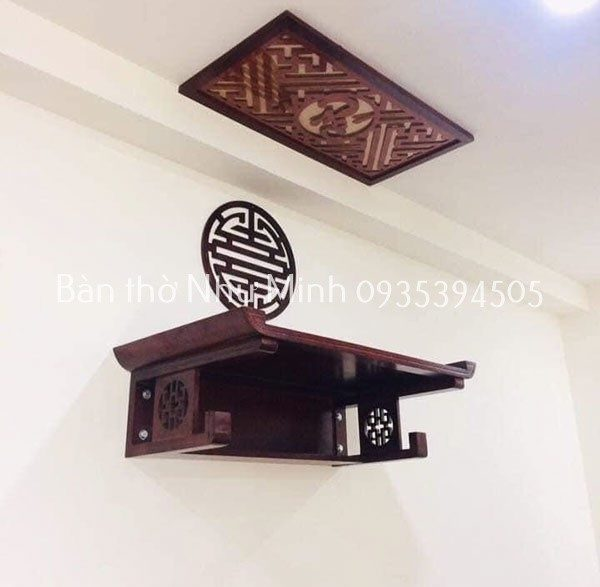 Bàn thờ tại Quảng Nam - Cung cấp bàn thờ treo tường tại Quảng Nam